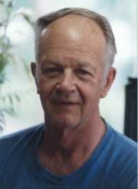 A headshot of my father